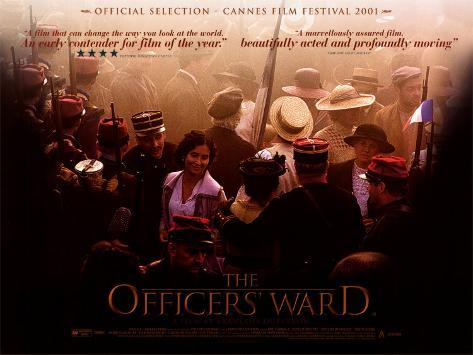The Officer's Ward (U.K. Quad) Poster