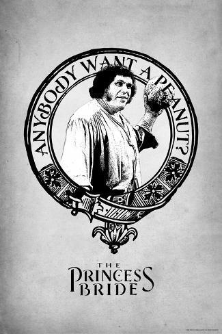 The Princess Bride - Fezzik Reproduction d'art