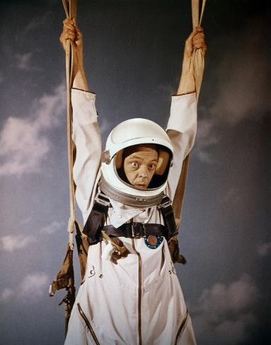 The Reluctant Astronaut Photographie