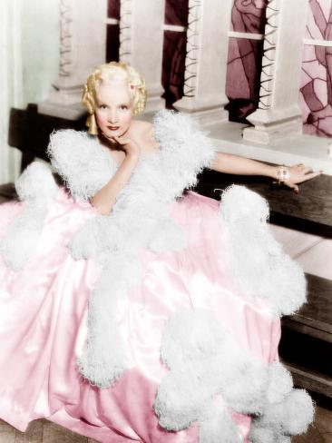 THE SCARLET EMPRESS, Marlene Dietrich, 1934 Photographie