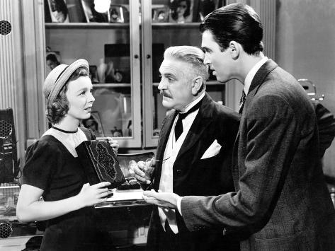 The Shop Around The Corner, Margaret Sullavan, Frank Morgan, James Stewart, 1940 Photographie