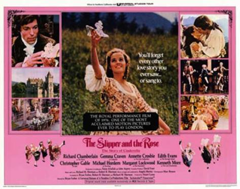 The Slipper and the Rose Affiche originale