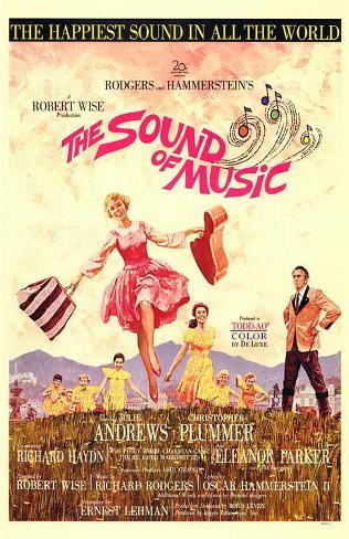 The Sound of Music Affiche originale