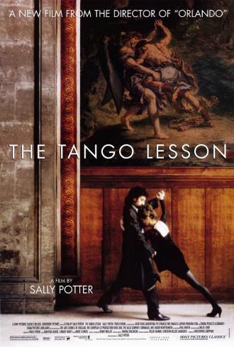 The Tango Lesson Affiche originale