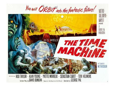 The Time Machine, 1960 Photographie