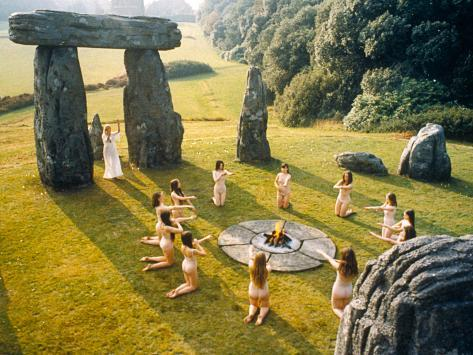 The Wicker Man Photographie