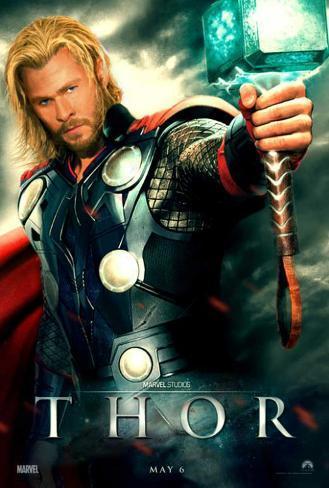 Thor Affiche originale