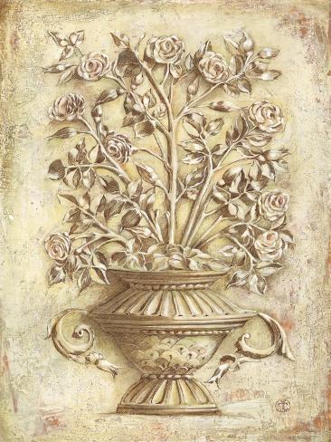 Roses classiques Reproduction d'art