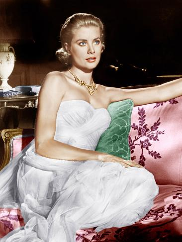 TO CATCH A THIEF, Grace Kelly, 1955 Photographie