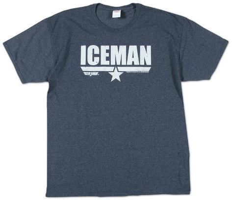 Top Gun - Ice Man T-shirt
