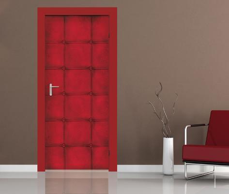 trompe l 39 oeil door papier peint mural papier peint sur. Black Bedroom Furniture Sets. Home Design Ideas