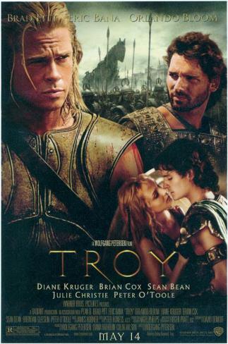 Troy Affiche originale