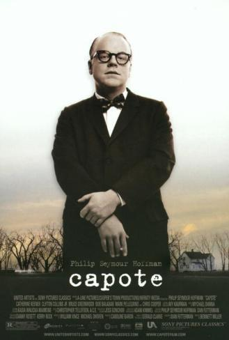Truman Capote|Capote Affiche originale