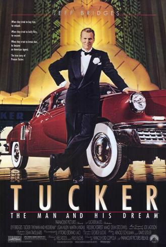 Tucker Poster