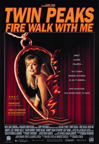 Twin Peaks : les derniers jours de Laura Palmer Affiche originale