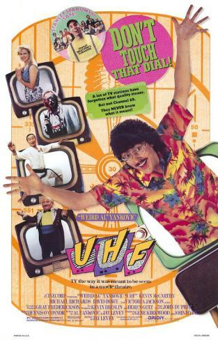 UHF Affiche originale