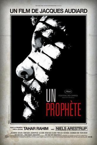 Un prophète, film de Jacques Audiard, 2009 Poster