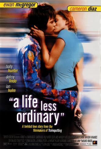 Une Vie moins ordinaire Poster