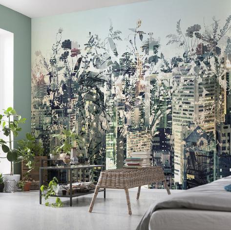 Urban Jungle Papier Peint Sur Allposters Fr