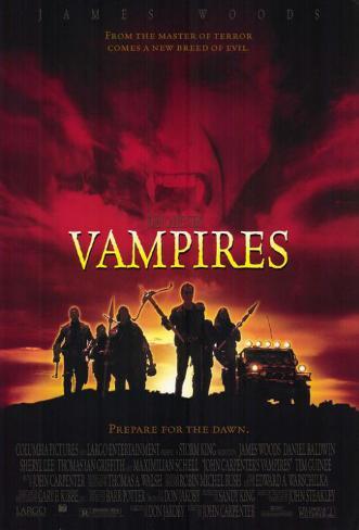 Vampires de John Carpenter Affiche originale