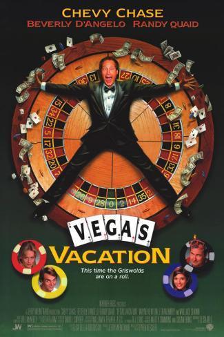 Vegas Vacation Affiche originale