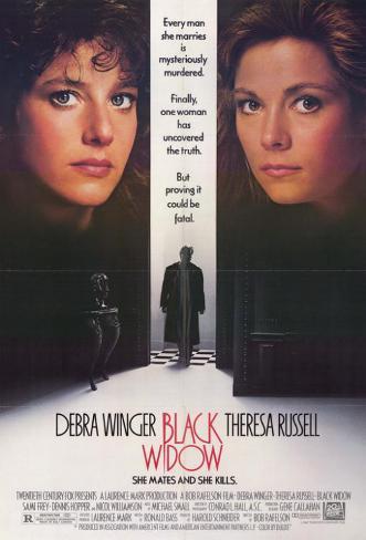 Veuve noire Poster