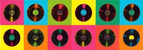 Vinyl Poster