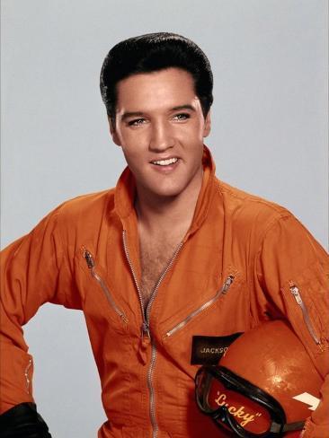 Viva Las Vegas by George Sidney with Elvis Presley, 1964 Photographie
