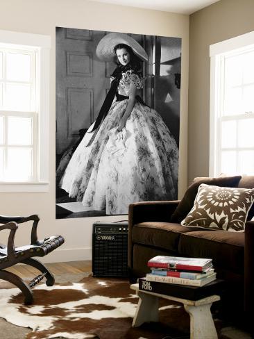Vivien Leigh - Autant en emporte le vent Poster géant