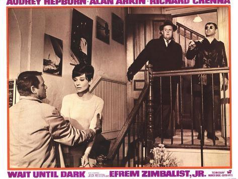 Wait Until Dark, 1967 Reproduction d'art