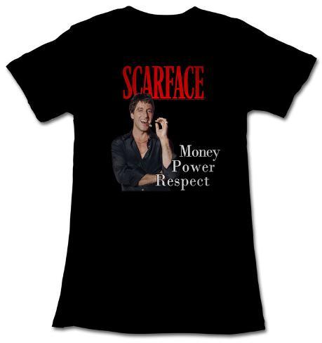 Women's: Scarface - M.P.R. T-shirts femme