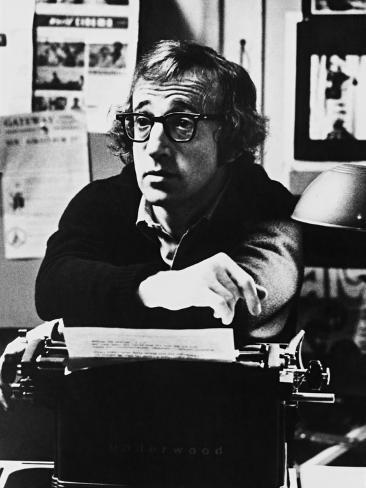 Woody Allen, Play it Again, Sam, 1972 Reproduction photographique