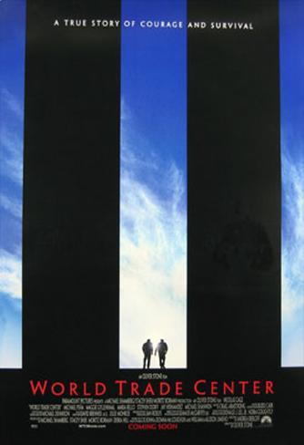 World Trade Center, New York Affiche double face