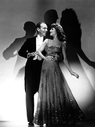 You Were Never Lovelier, Fred Astaire, Rita Hayworth, 1942 Photographie