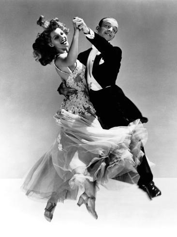 You Were Never Lovelier, Rita Hayowrth, Fred Astaire, 1942 Photographie