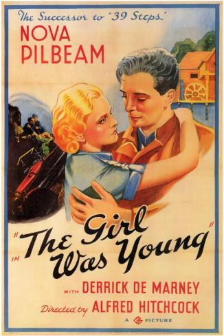 Young and Innocent Affiche originale