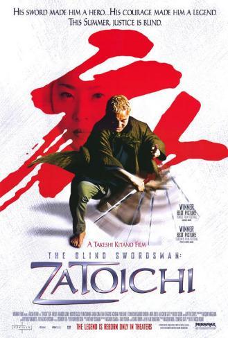 Zatoichi (2003)|Zatôichi (2033) Poster
