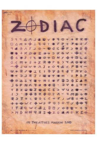 Zodiaque Poster