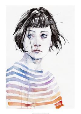 Amanda by Agnes Cecile
