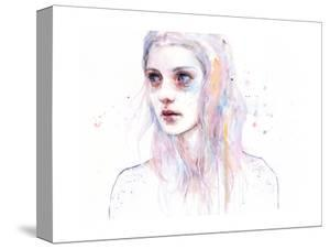 Unsaid Things by Agnes Cecile