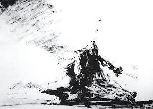 Désir by Ahmed Shahabuddin