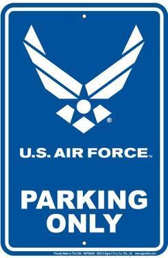 Air Force Parking