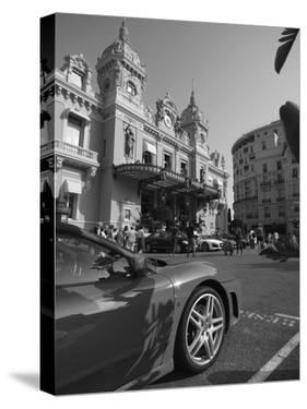 Grand Casino, Monte Carlo, Monaco by Alan Copson
