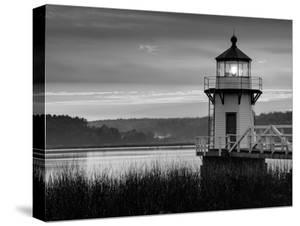 Maine, Doubling Point Lighthouse, USA by Alan Copson
