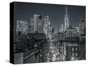 Usa, New York, Manhattan, Lower Manhattan, Chinatown by Alan Copson