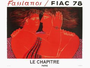 Fiac 78 by Alexandre Fassianos