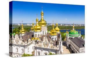 Kyiv-Pechersk Lavra by An-T