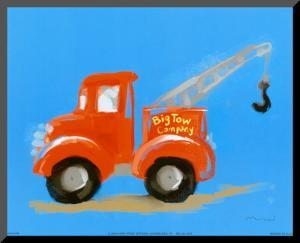 Big Tow Company by Anthony Morrow