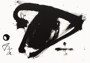 Sin Título by Antoni Tapies