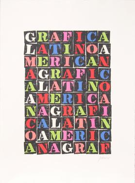Graficalatinamericana by Antonio Frasconi